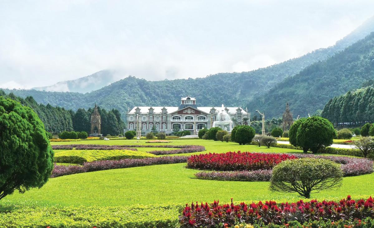7days West Taiwan alishan